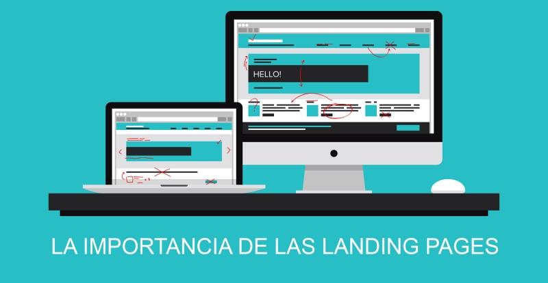 landing page virus