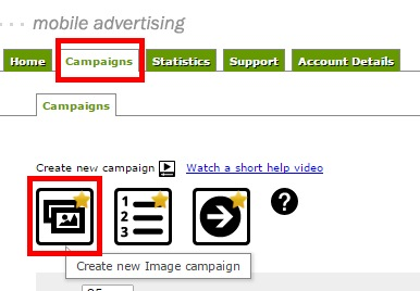 New campaign admoda