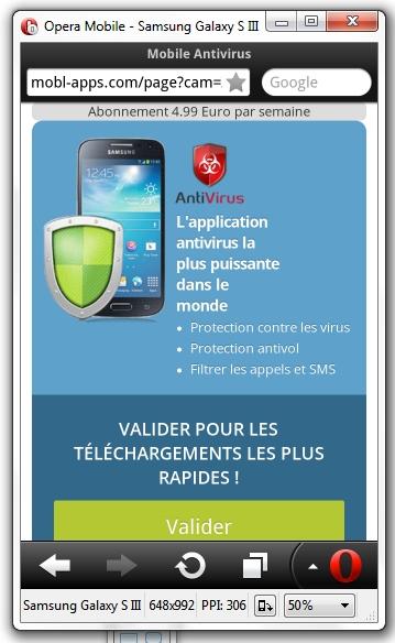 Oferta de antivirus - France