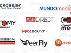 Logotipos redes CPA